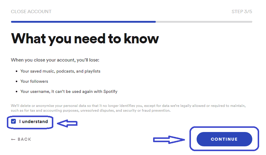 what you need to know page