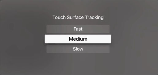 Touch surface tracking
