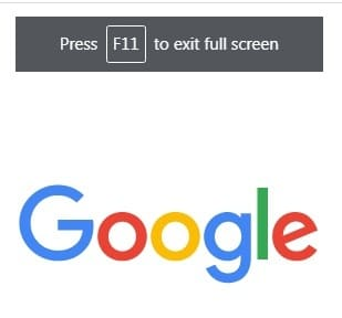 use-f11-for-chrome-full-screen