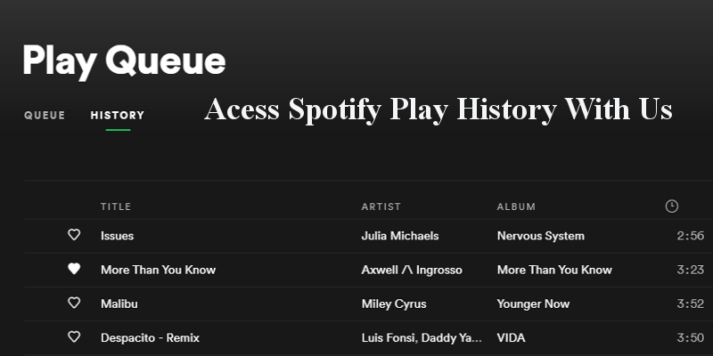 spotify play history