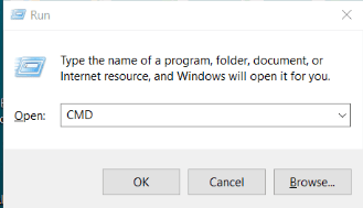 windows 10 run cmd