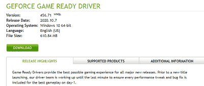 install geforce experience