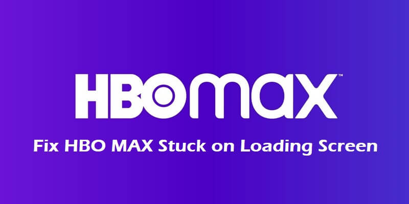 hbo max stuck on loading screen