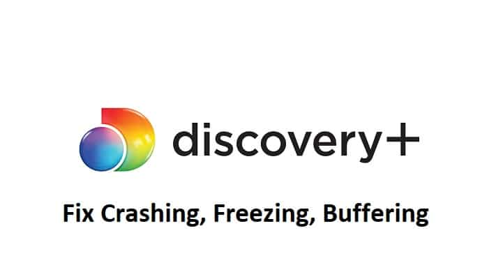 discovery plus not working